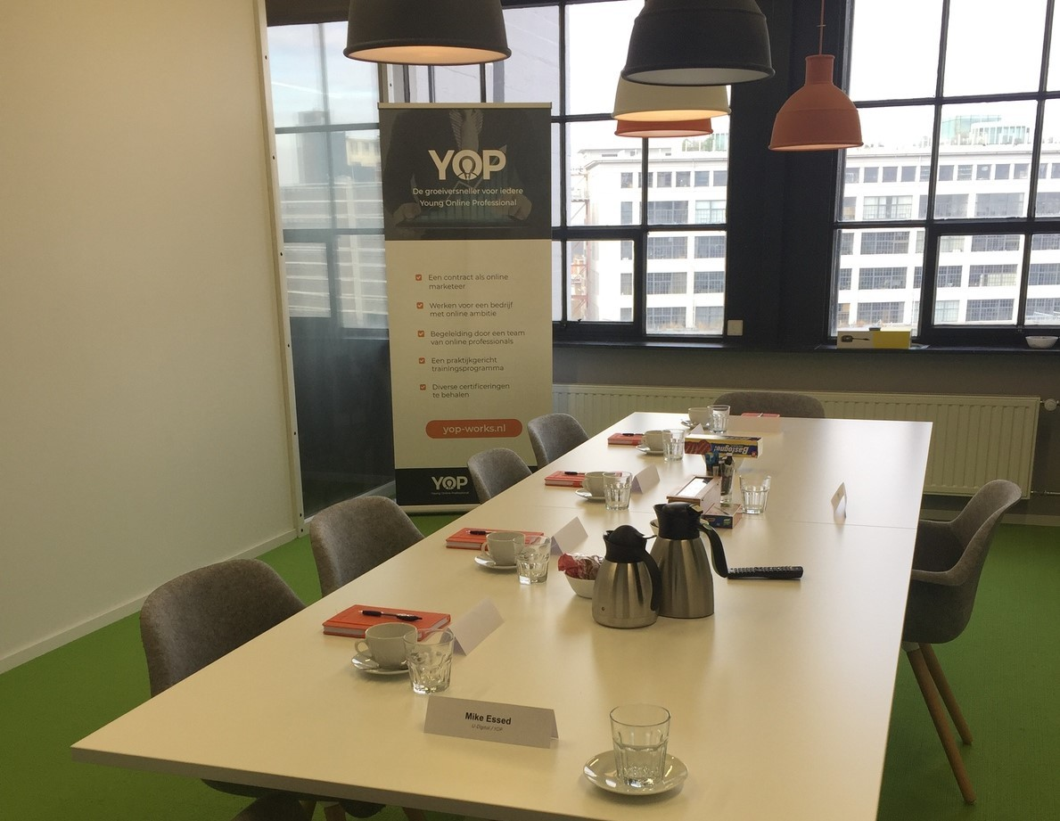 Nieuw initiatief van U Digital: YOP